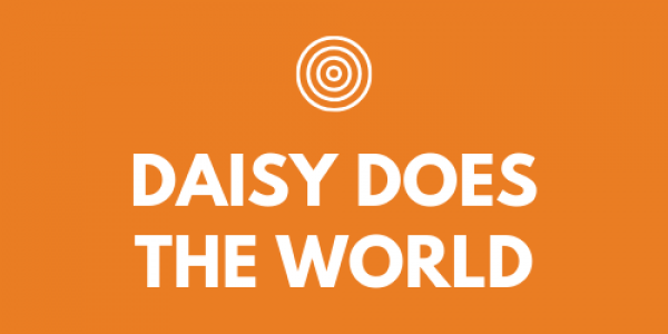 DAISY DOES THE WORLD
